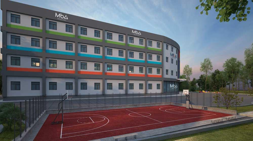 MBA Okulları İstanbul Beylikdüzü Anadolu Lisesi