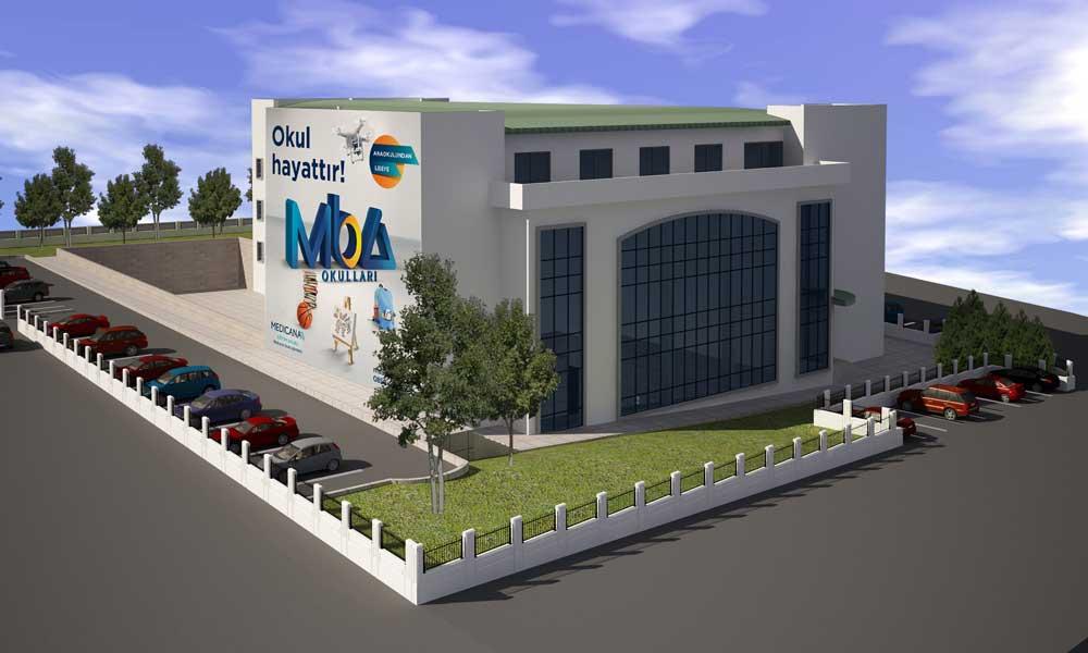 MBA Okulları Ankara Eryaman İlkokulu