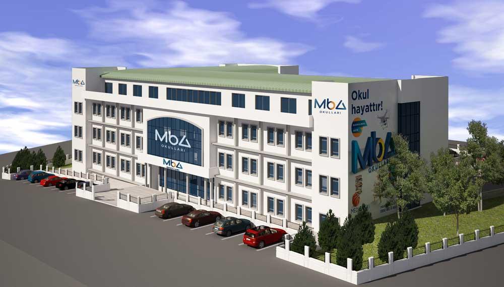 MBA Okulları Ankara Eryaman Ortaokulu