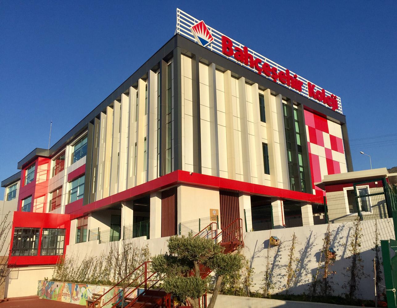 Bahçeşehir Koleji Güzelbahçe Fen ve Teknoloji Lisesi