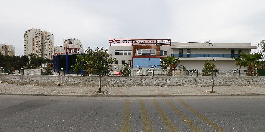 Bahçeşehir Koleji Karşıyaka Ortaokulu