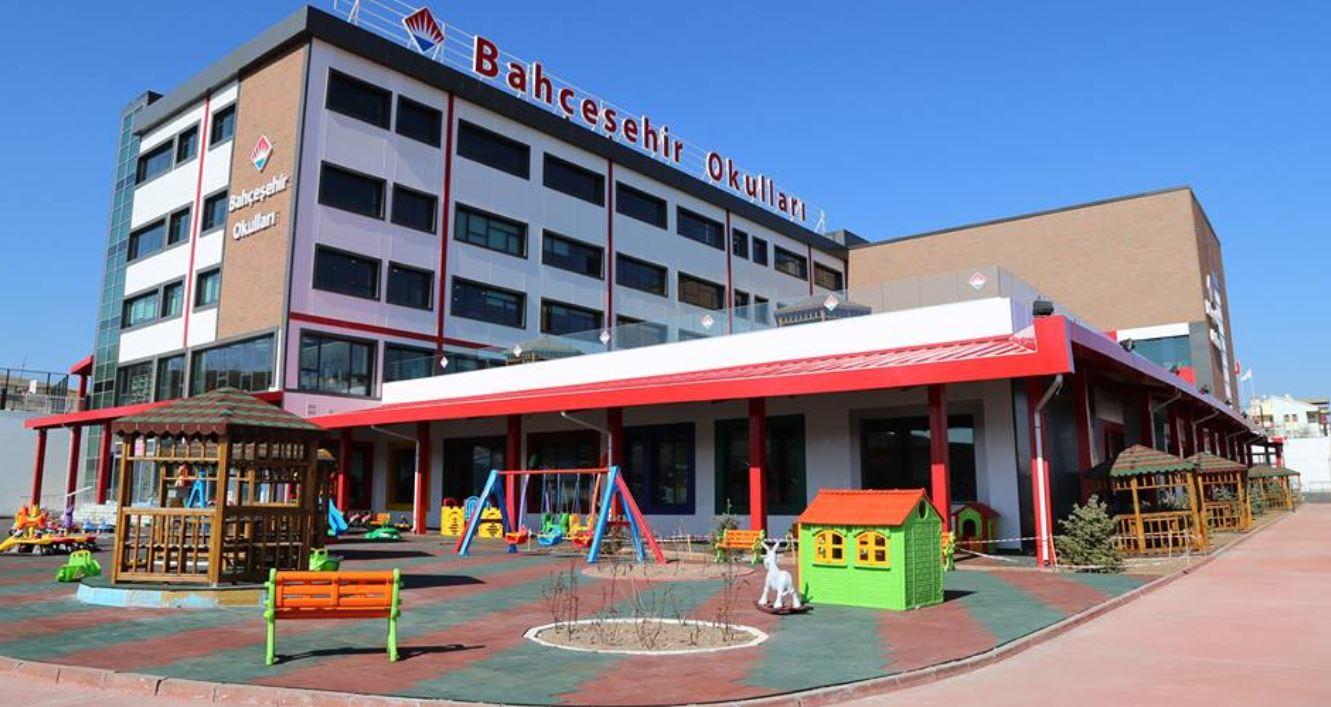 Bahçeşehir Koleji Sivas Anaokulu