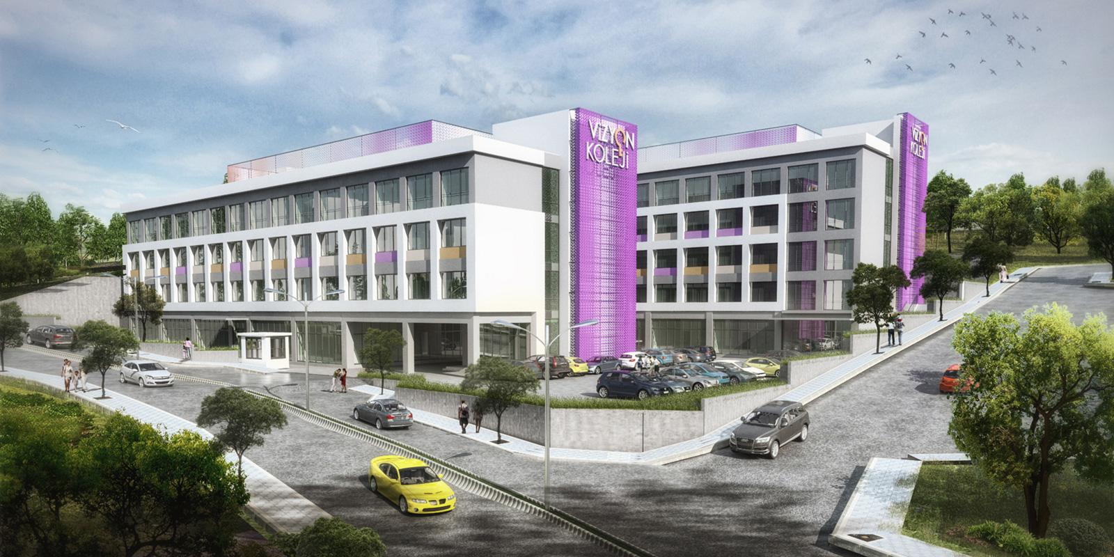 Vizyon Koleji Bahçeşehir Ortaokulu