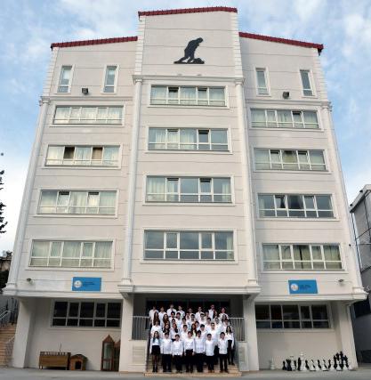 Doğa Koleji İstanbul Kadıköy Lisesi