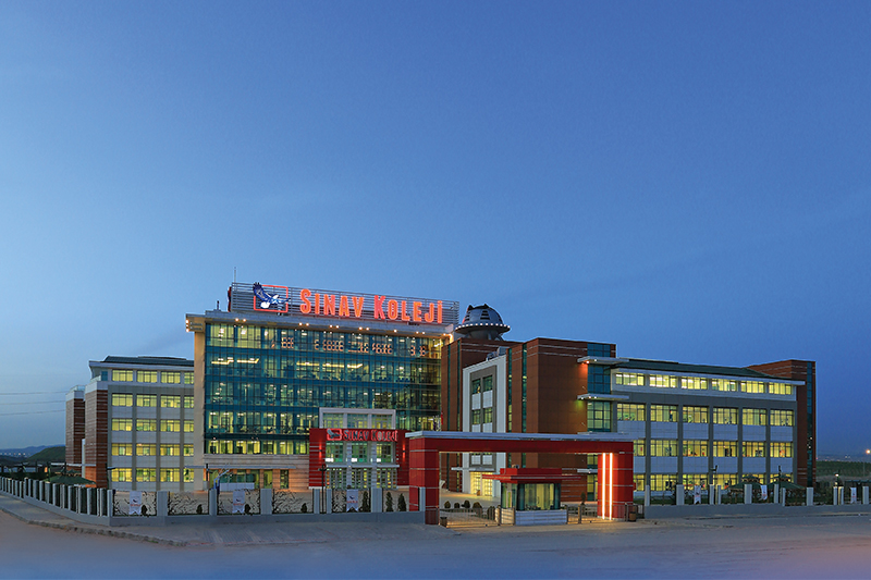 Ankara Sınav Koleji Lisesi
