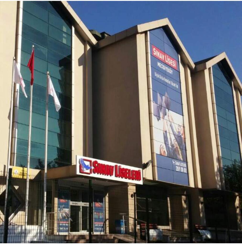 Sultangazi Sınav Temel Lisesi