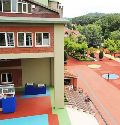 Açı Okulları Sarıyer Ortaokulu