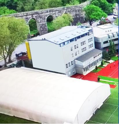 Açı Okulları Bahçeköy Lisesi