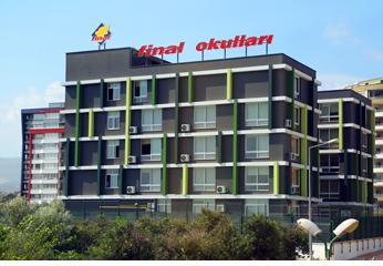 Final Okulları Mersin Yenişehir İlkokulu