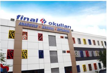 Final Okulları İstanbul Basın Ekspres İlkokulu