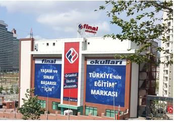 Final Okulları İstanbul Esenyurt Anaokulu