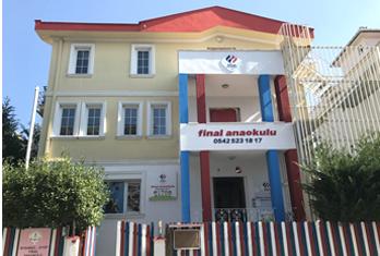 Final Okullarıİstanbul Göktürk Anaokulu