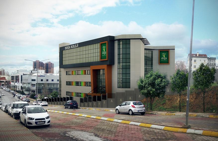 Doğa Koleji İstanbul Ataşehir 3 Bilim Ortaokulu