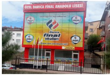 Final Okulları Kocaeli Darıca Anadolu Lisesi