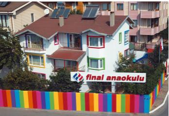 Final Okulları Kocaeli Gebze Anaokulu