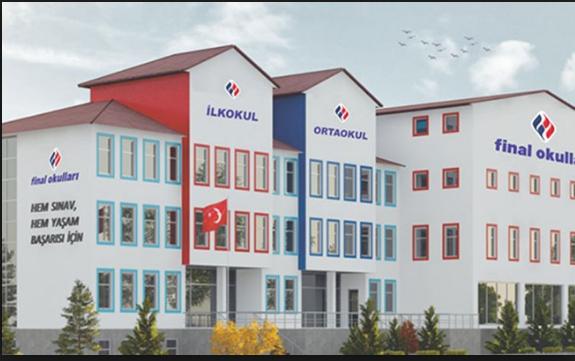 Final Okulları Akşehir İlkokulu
