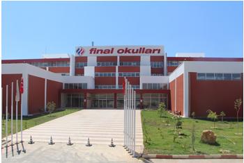 Final Okulları Mardin Ortaokulu