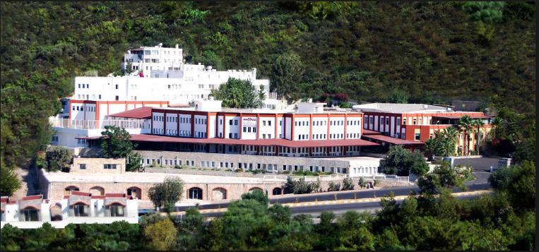 Marmara Eğitim Kurumları Bodrum Marmara Lisesi