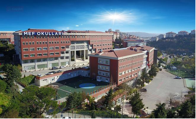 MEF Okulları Ulus Lisesi