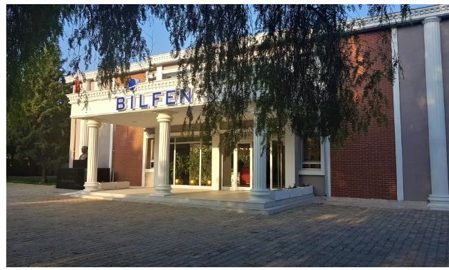 Bilfen Okulları İzmir Güzelbahçe İlkokulu