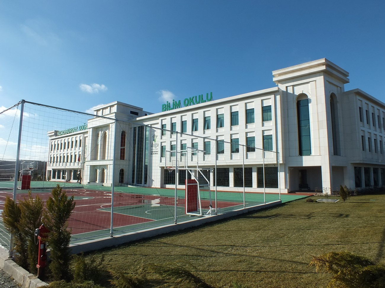 Doğa Koleji İstanbul Kemerburgaz Bilim İlkokulu