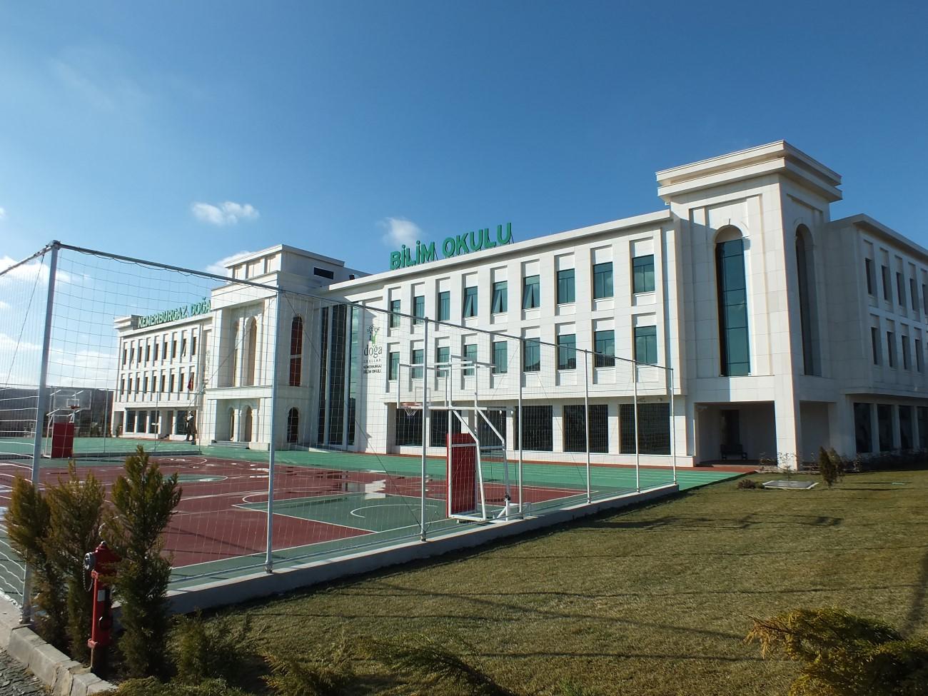 Doğa Koleji İstanbul Kemerburgaz Bilim Ortaokulu