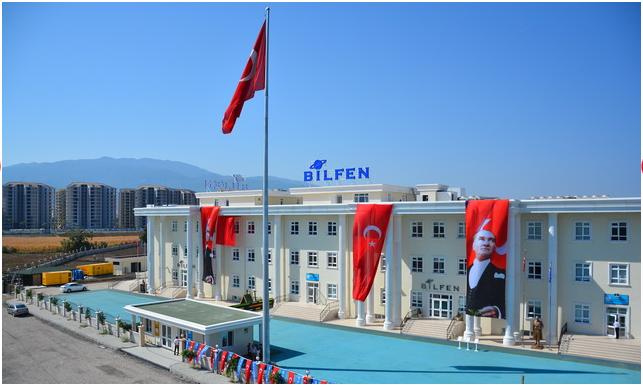 Bilfen Okulları İskenderun Anadolu Lisesi