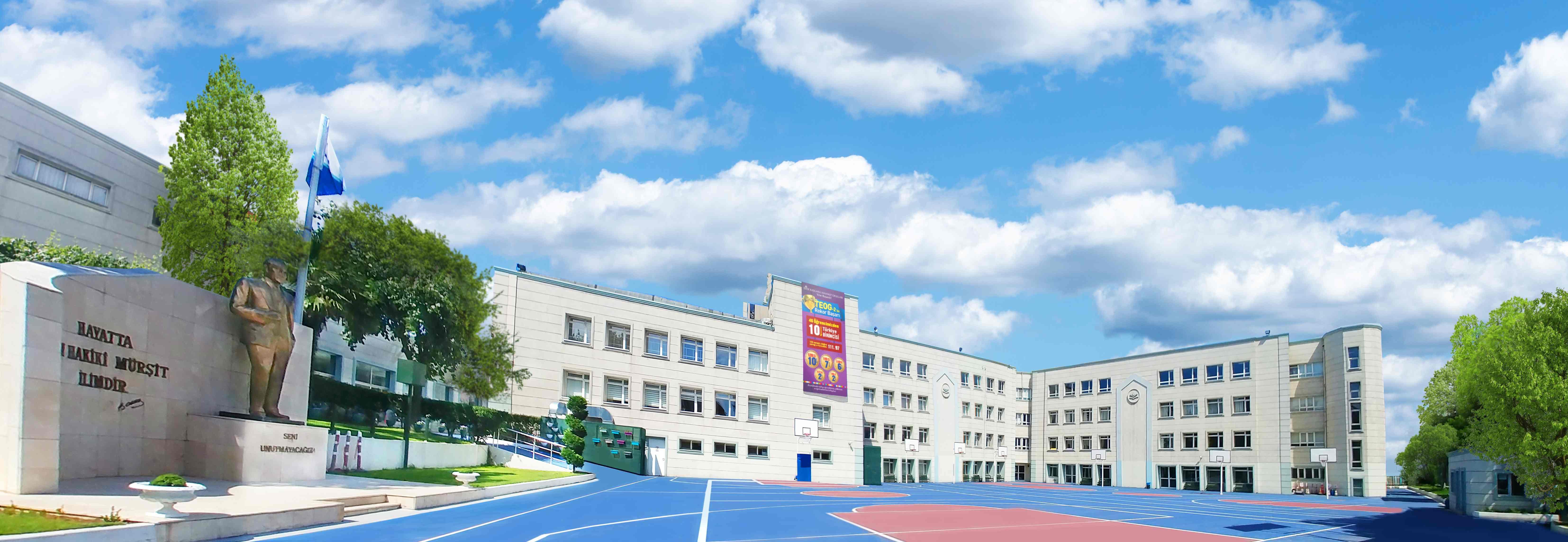 İstek Okulları Kaşgarlı Mahmut Anadolu Lisesi