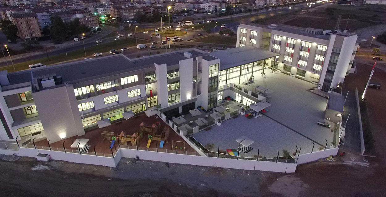İstek Okulları Antalya Yeditepe Manavgat Ortaokulu