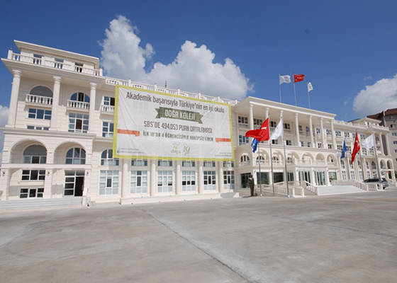 Doğa Koleji İstanbul Kurtköy Ortaokulu