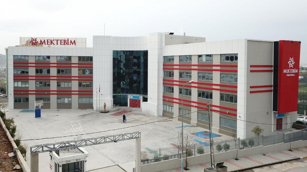 Mektebim Koleji İstanbul Kurtköy İlkokulu