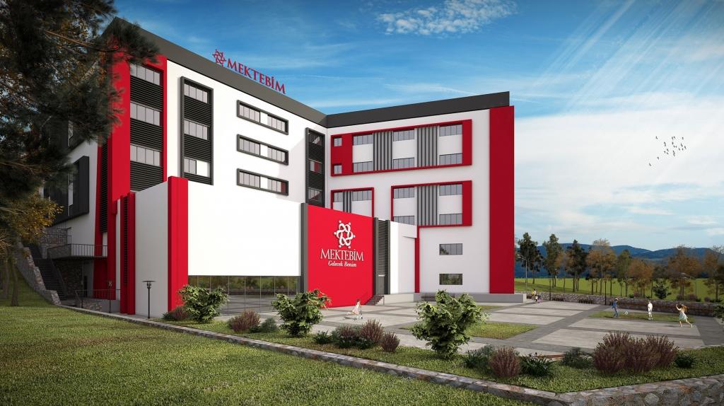 Mektebim Koleji İzmir Buca İlkokulu