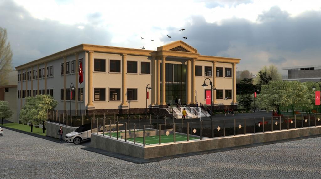 Mektebim Koleji Manisa Turgutlu Anadolu Lisesi