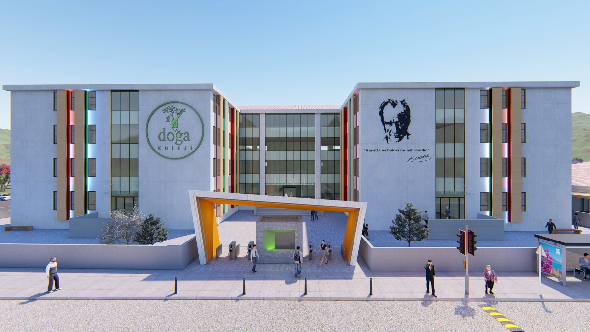Doğa Koleji Konya Beyşehir Ortaokulu