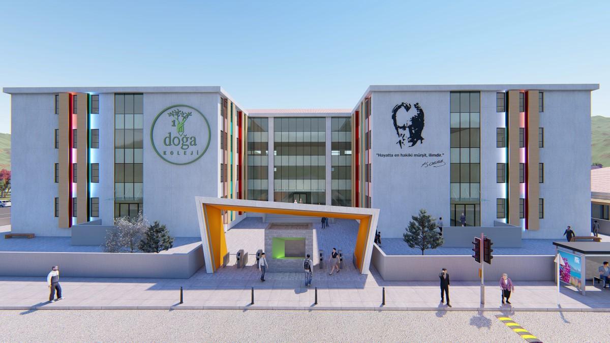 Doğa Koleji Konya Beyşehir Anadolu Lisesi