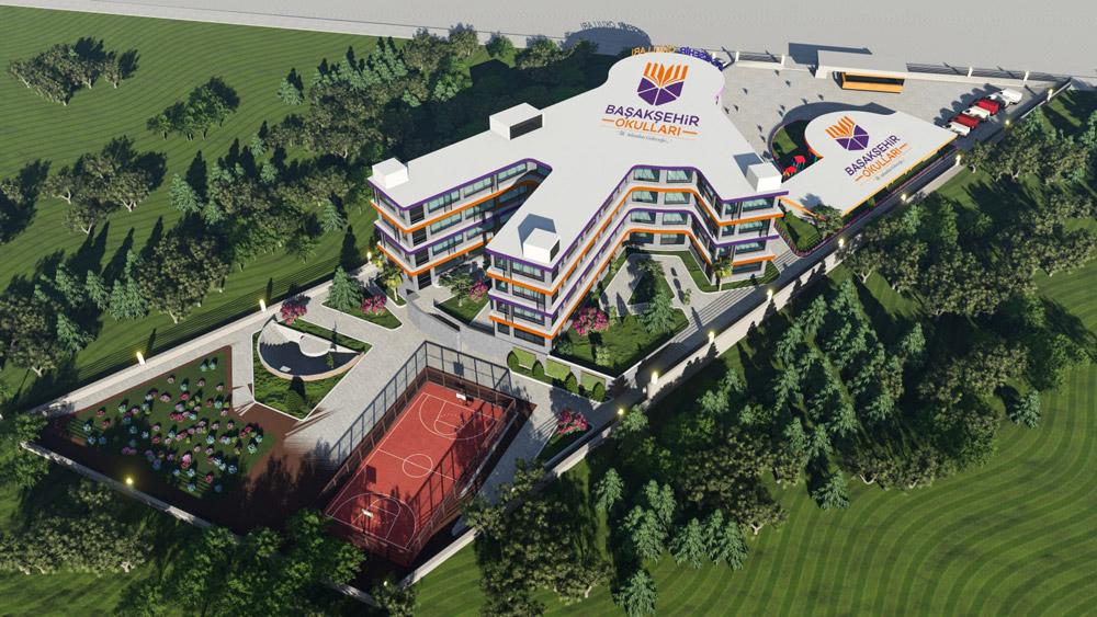 Başakşehir Okulları Tekirdağ İlkokulu