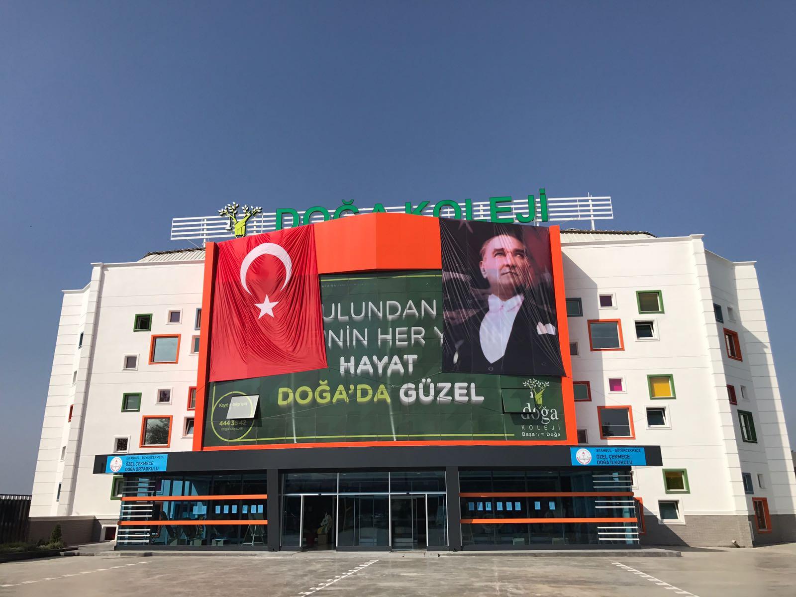 Doğa Koleji İstanbul Büyükçekmece Anaokulu