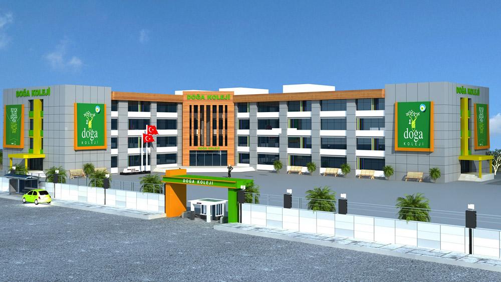 Doğa Koleji Çerezköy Ortaokulu