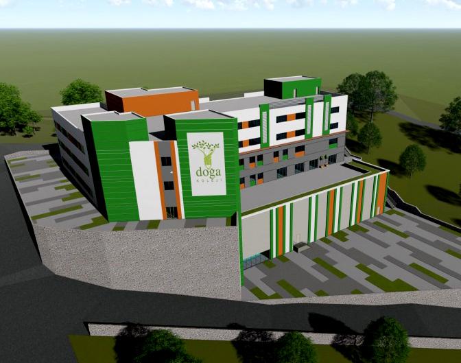 Doğa Koleji İzmir Buca Lisesi