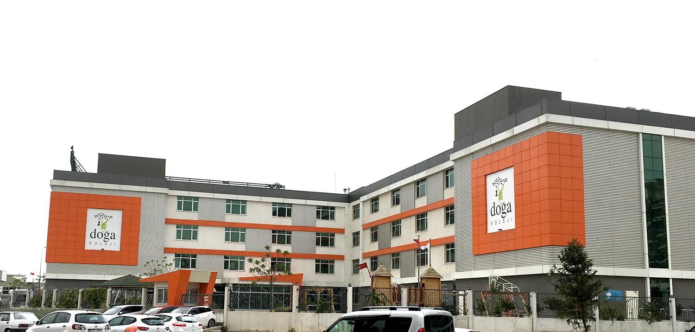 Doğa Koleji İzmir Mavişehir 3 Bilim Ortaokulu