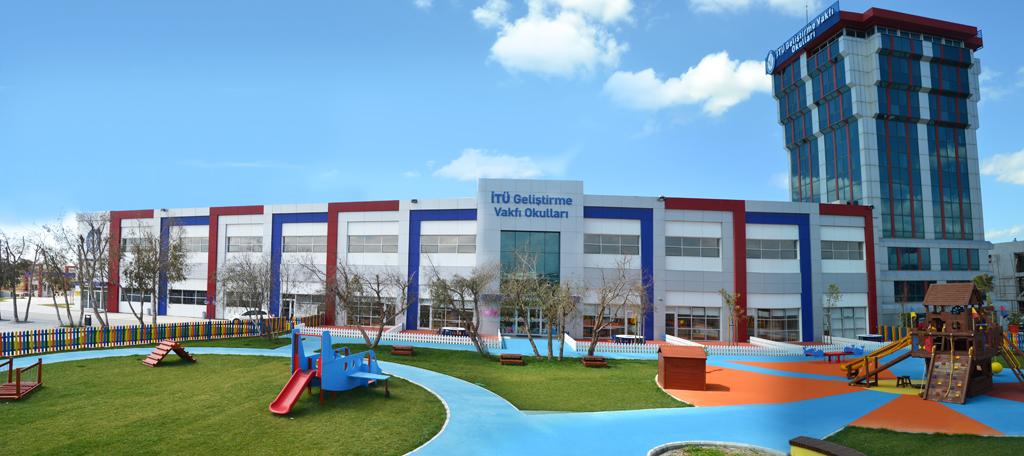 İTÜ Geliştirme Vakfı İzmir Ortaokulu