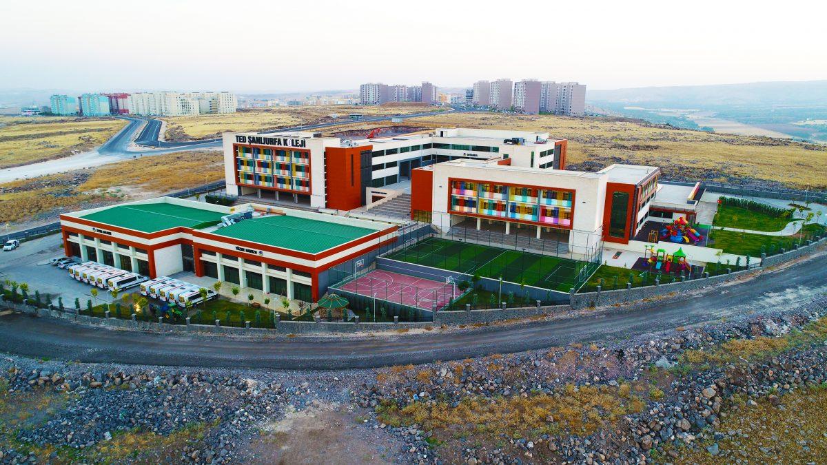 TED Koleji Şanlıurfa Ortaokulu