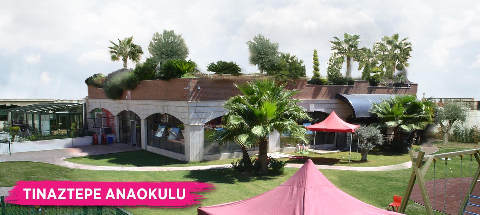 Zübeyde Hanım Okulları Tınaztepe Anaokulu