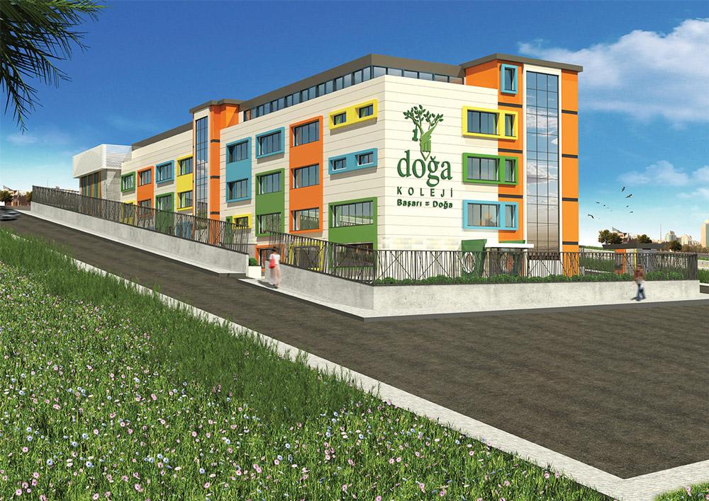 Doğa Koleji İzmir Güzelbahçe Ortaokulu