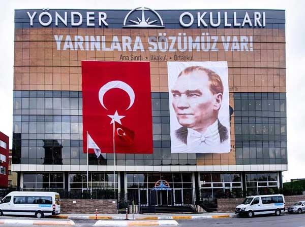 Ataşehir Yönder Okulları Ortaokulu