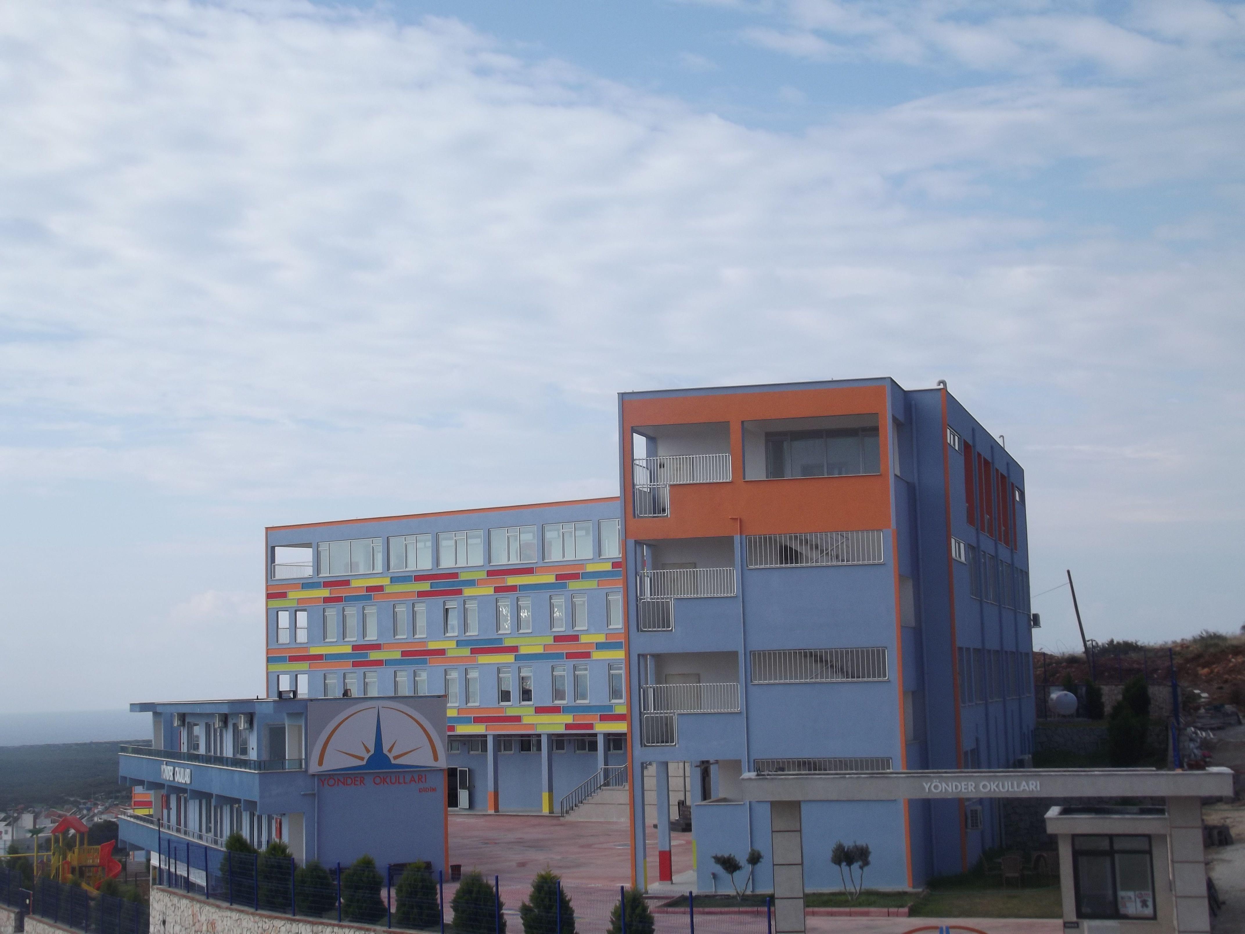 Yönder Okulları Didim İlkokulu