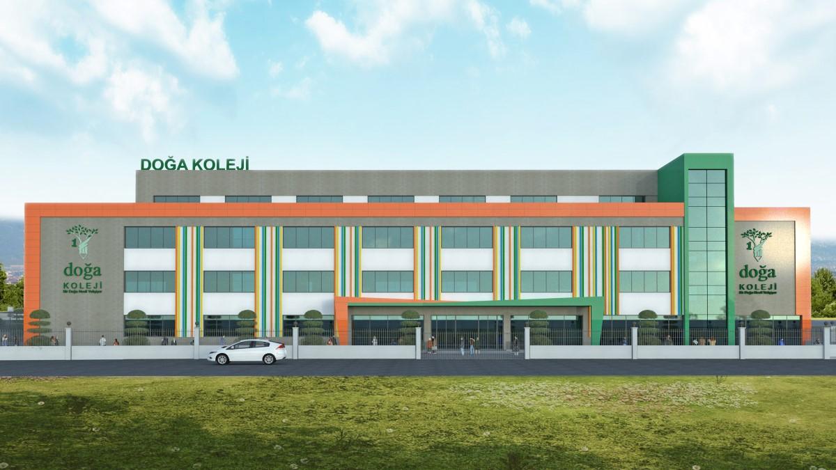 Doğa Koleji Ankara Keçiören Lisesi
