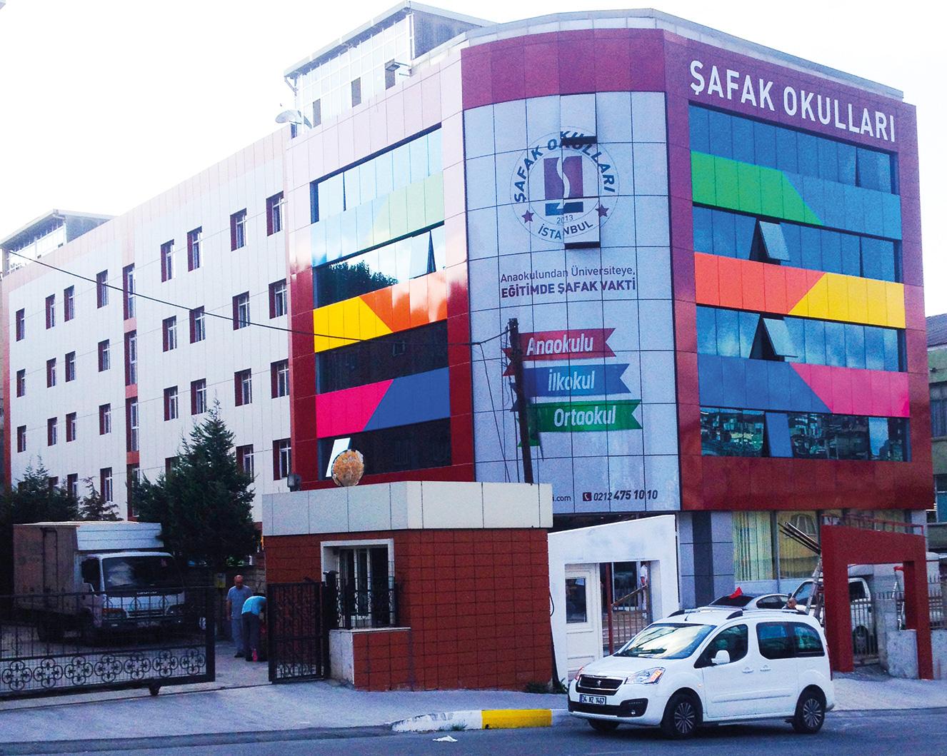 Şafak Okulları Küçükköy İlkokulu