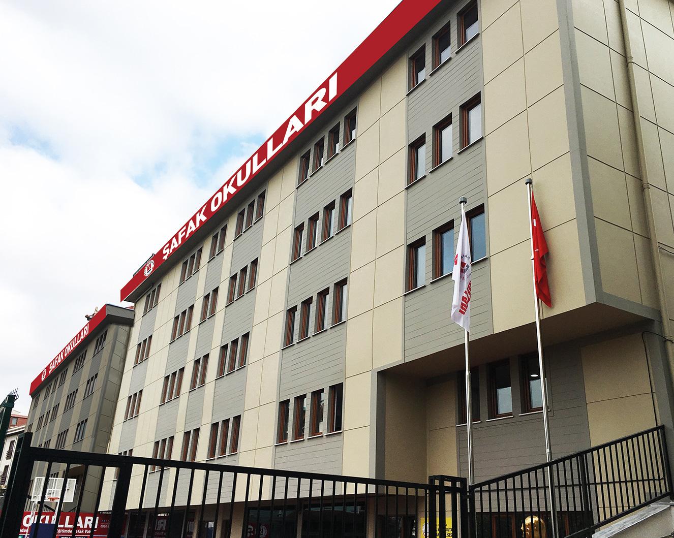 Şafak Okulları Pierre Loti Fen Lisesi