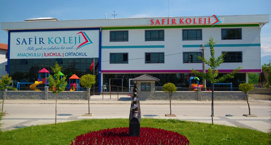Safir Okulları Düzce Anaokulu